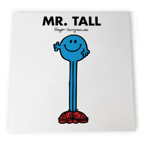 Mr. Tall Canvas