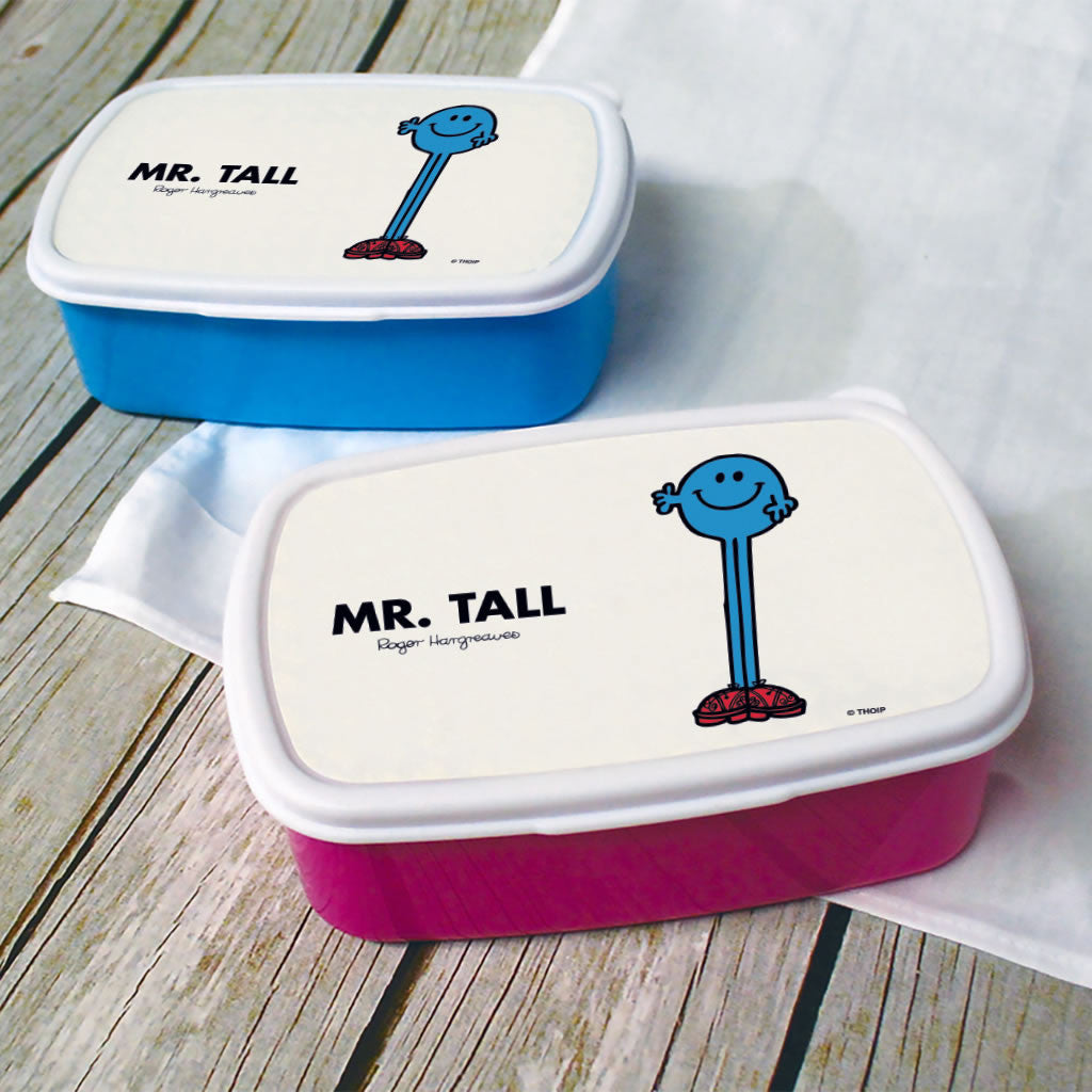 Mr. Tall Lunchbox (Lifestyle)