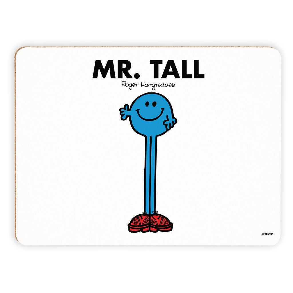 Mr. Tall Cork Placemat