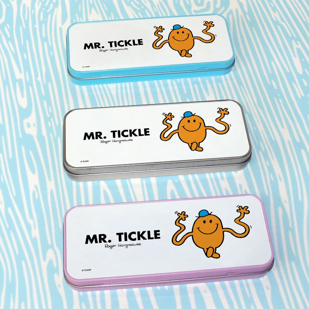 Mr. Tickle Pencil Case Tin (Lifestyle)