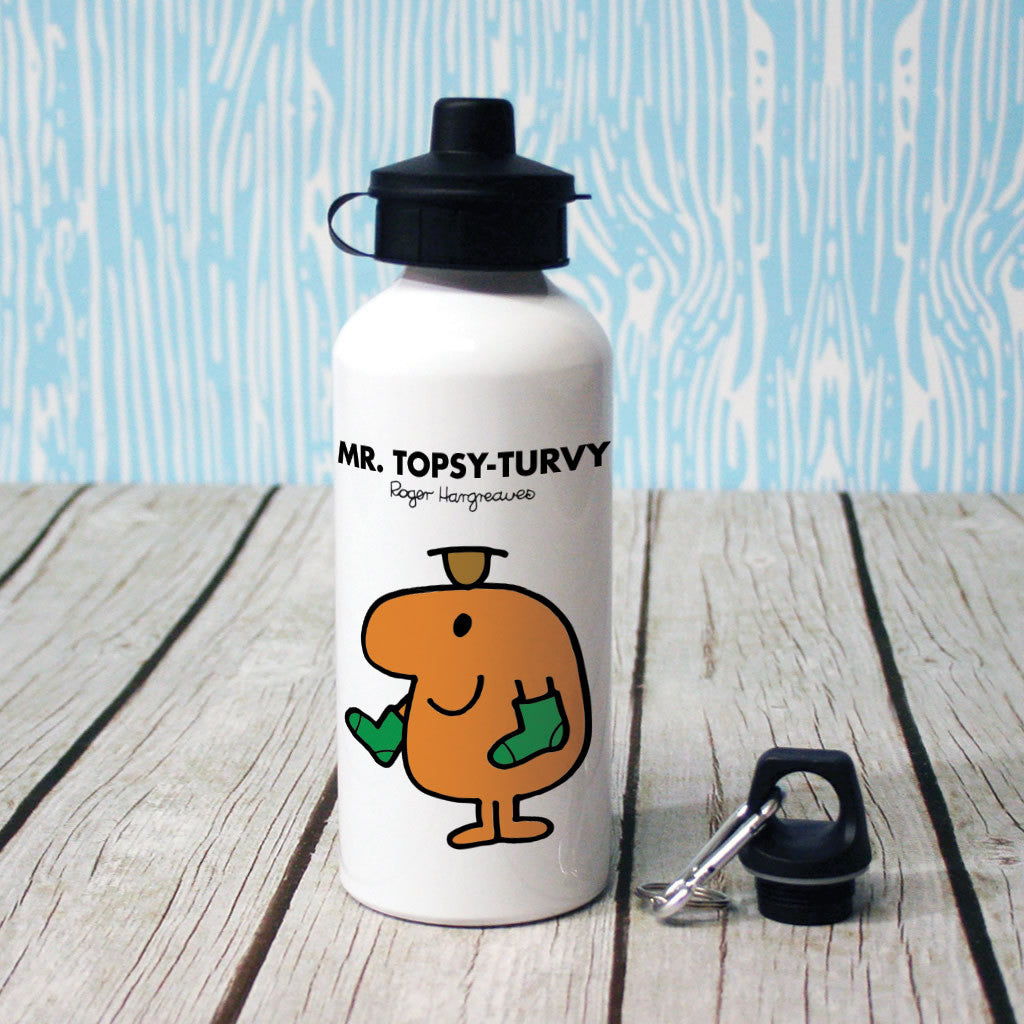 Mr. Topsy-turvy Water Bottle (Lifestyle)