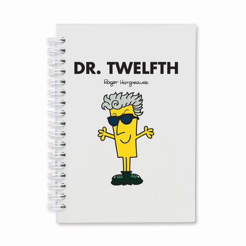 Dr. Twelfth Notebook