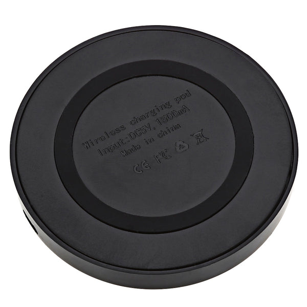 Qi Wireless Charger Pad + Charging Adapter Module for iPhone