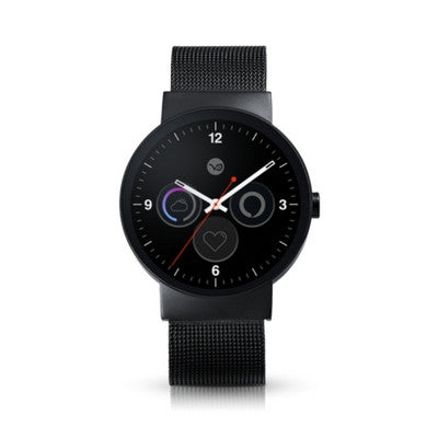 iMCO Watch in Carbon Black