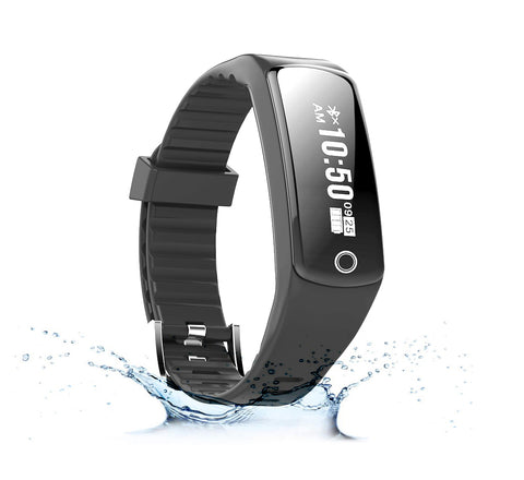 iMCO X1S Waterproof Fitness Tracker for Shower & Swimming
