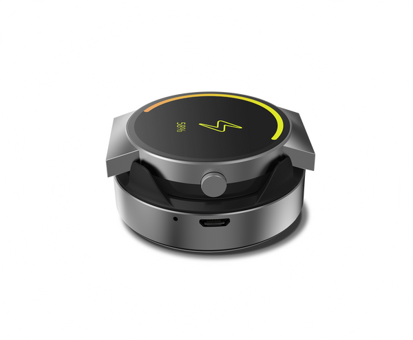 Portable Power Bank Charger - iMCO CoWatch Alexa Smart Watch on Cronologics