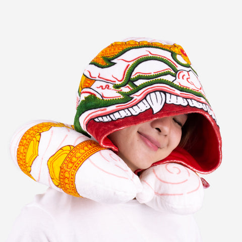 Hanuman Transforming Neck Pillow