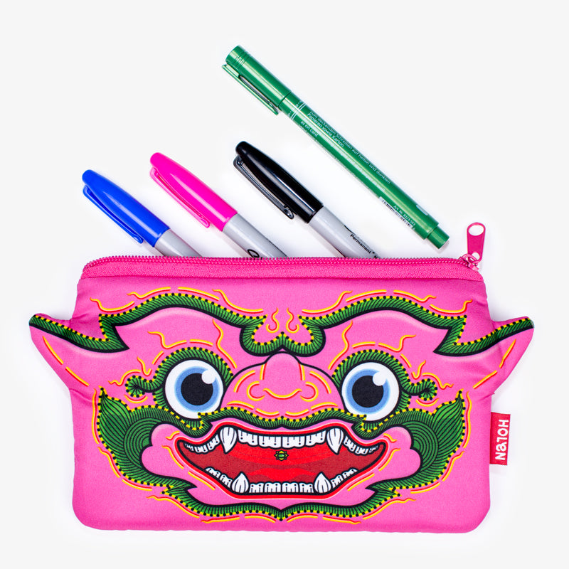 Ramakien Pencil Bag - Chompooparn Stationary
