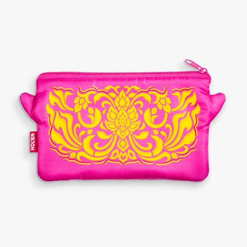 Ramakien Pencil Bag - Chompooparn Back