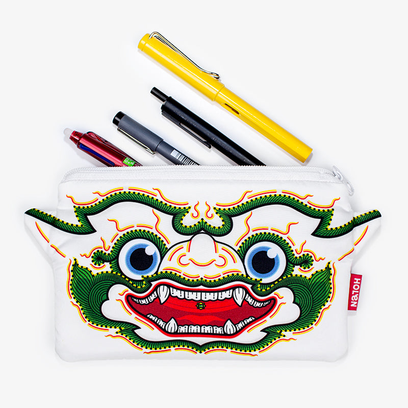 Ramakien Pencil Bag - Hanuman Stationary
