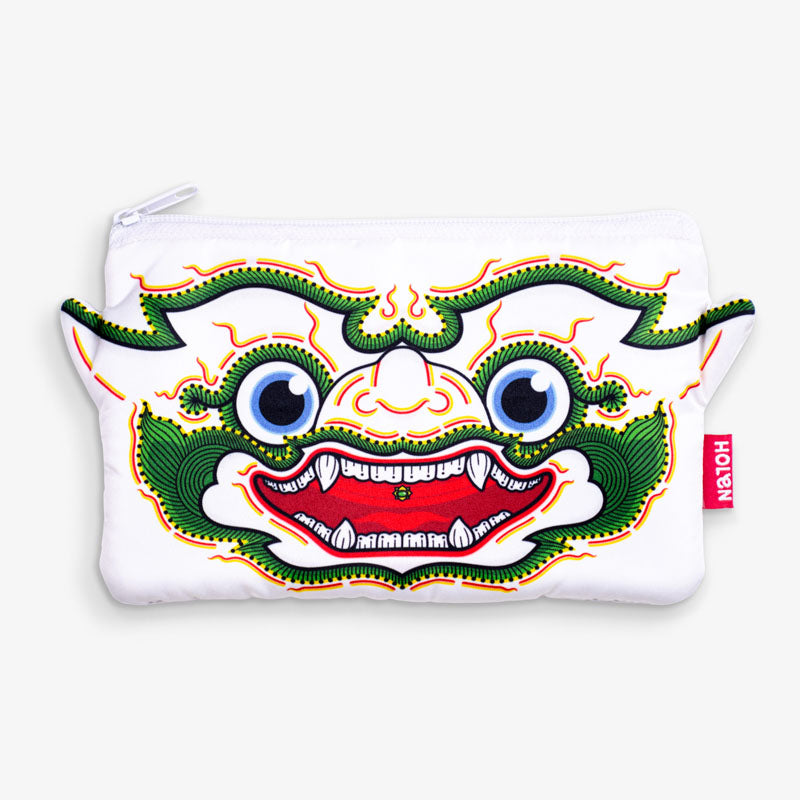 Ramakien Pencil Bag - Hanuman with Hand