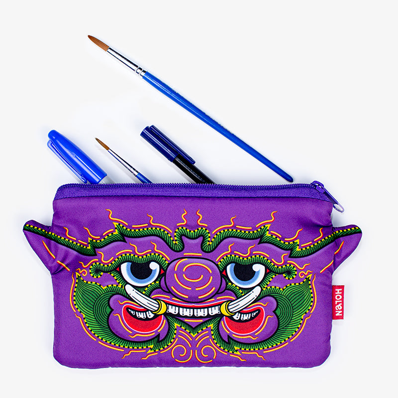 Ramakien Pencil Bag - Maiyararp Stationary