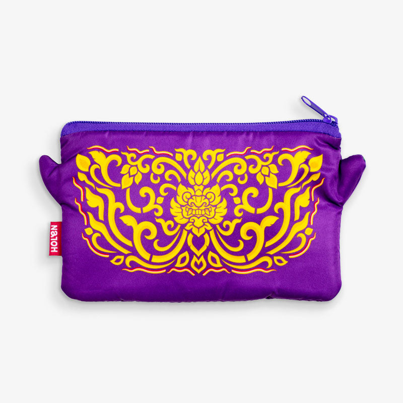 Ramakien Pencil Bag - Maiyararp Back