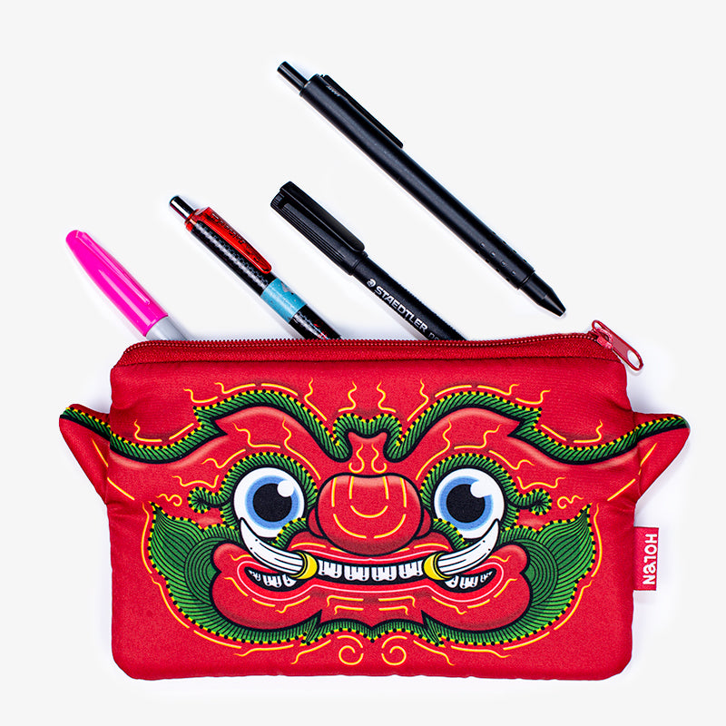 Ramakien Pencil Bag - Tapanasoon Stationary