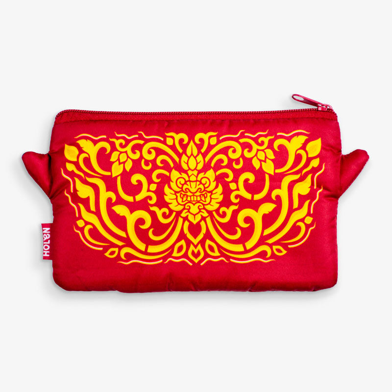 Ramakien Pencil Bag - Tapanasoon Back