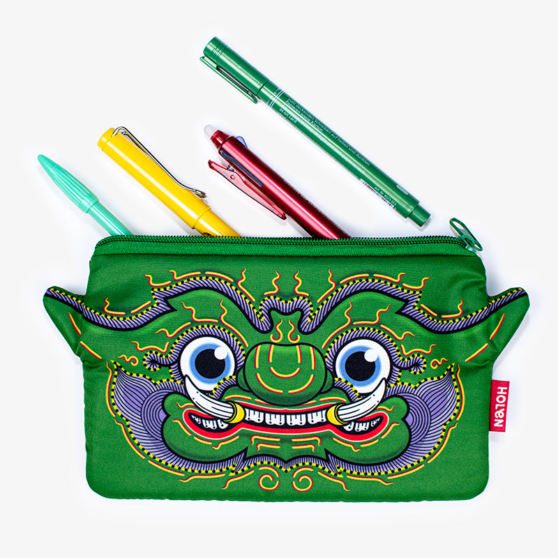 Ramakien Pencil Bag - Thotsakan Stationary