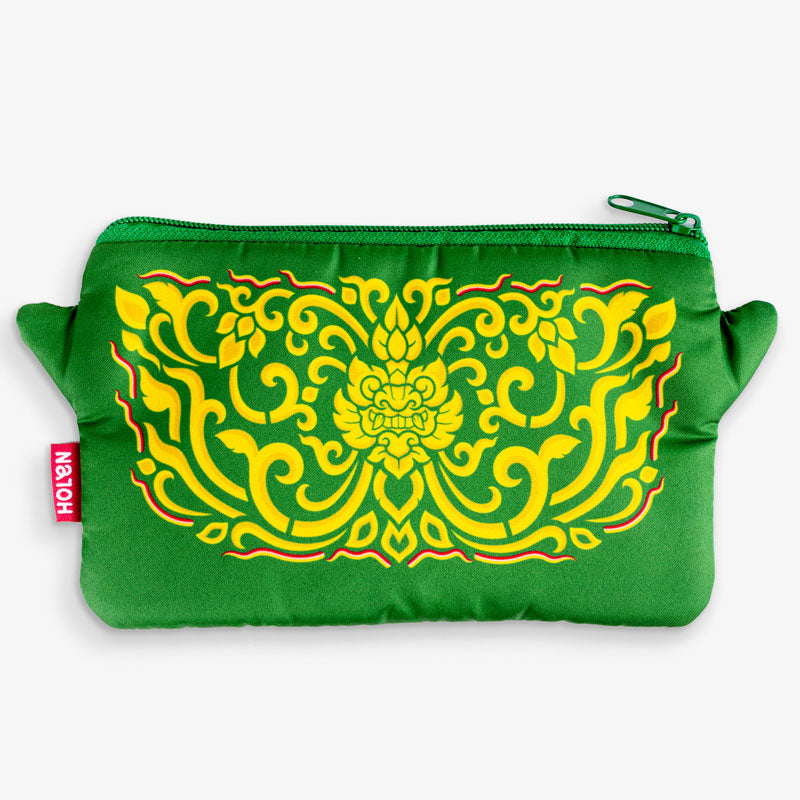 Ramakien Pencil Bag - Thotsakan Back