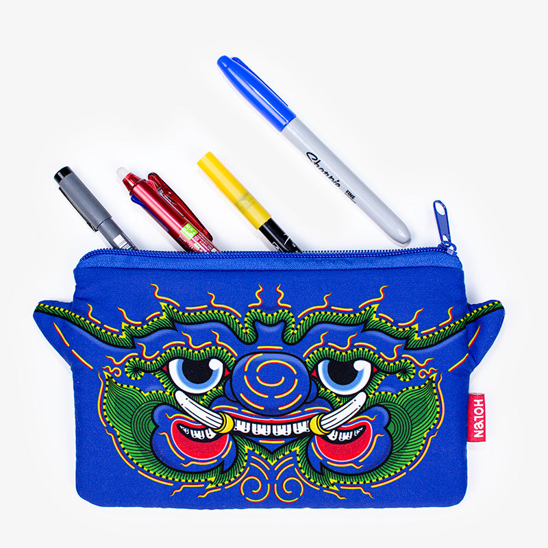 Ramakien Pencil Bag - Wiroonhok Stationary