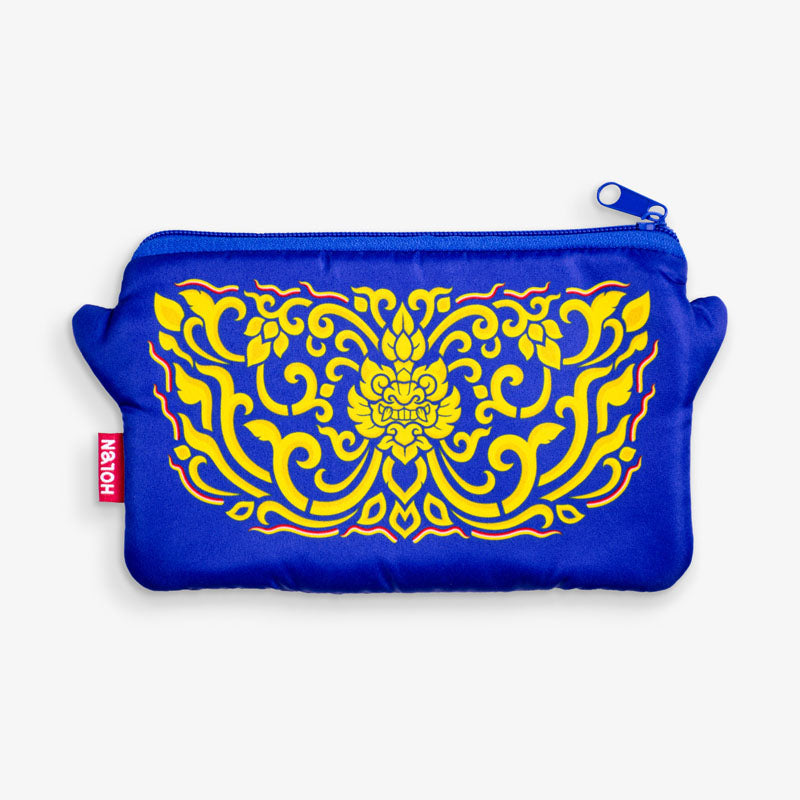 Ramakien Pencil Bag - Wiroonhok Back