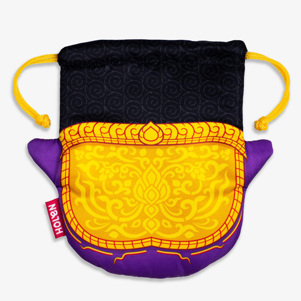 Ramakien Rope Pouch - Ithikai Back