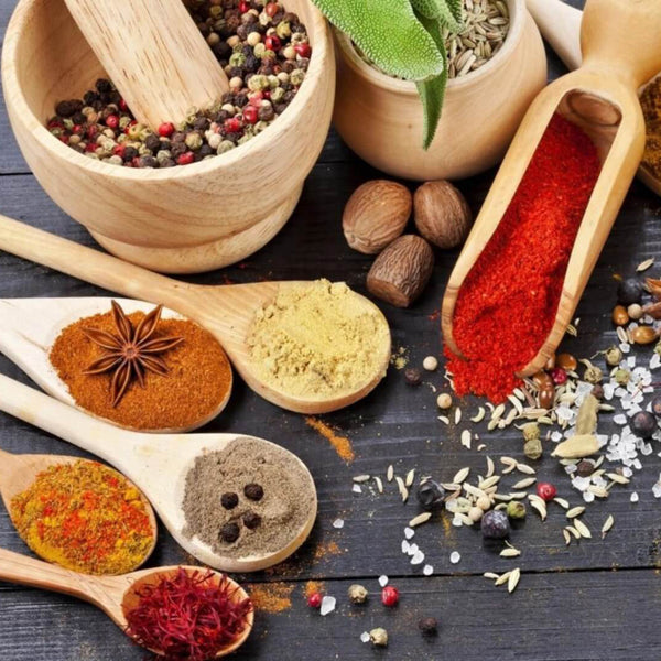 Beautifying Herbs and Spices