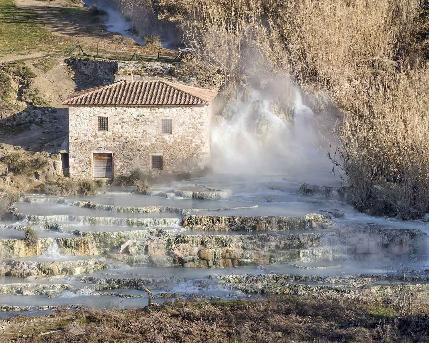 Toscana's Natural Thermal Spas