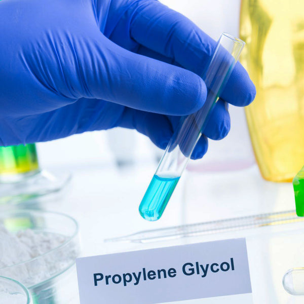 Watch Out For Propylene Glycol