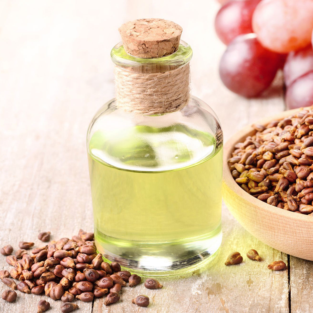Grapeseed Oil For Better Health