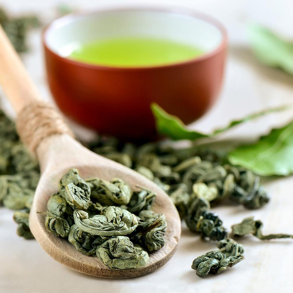 Green Tea For Great Skin