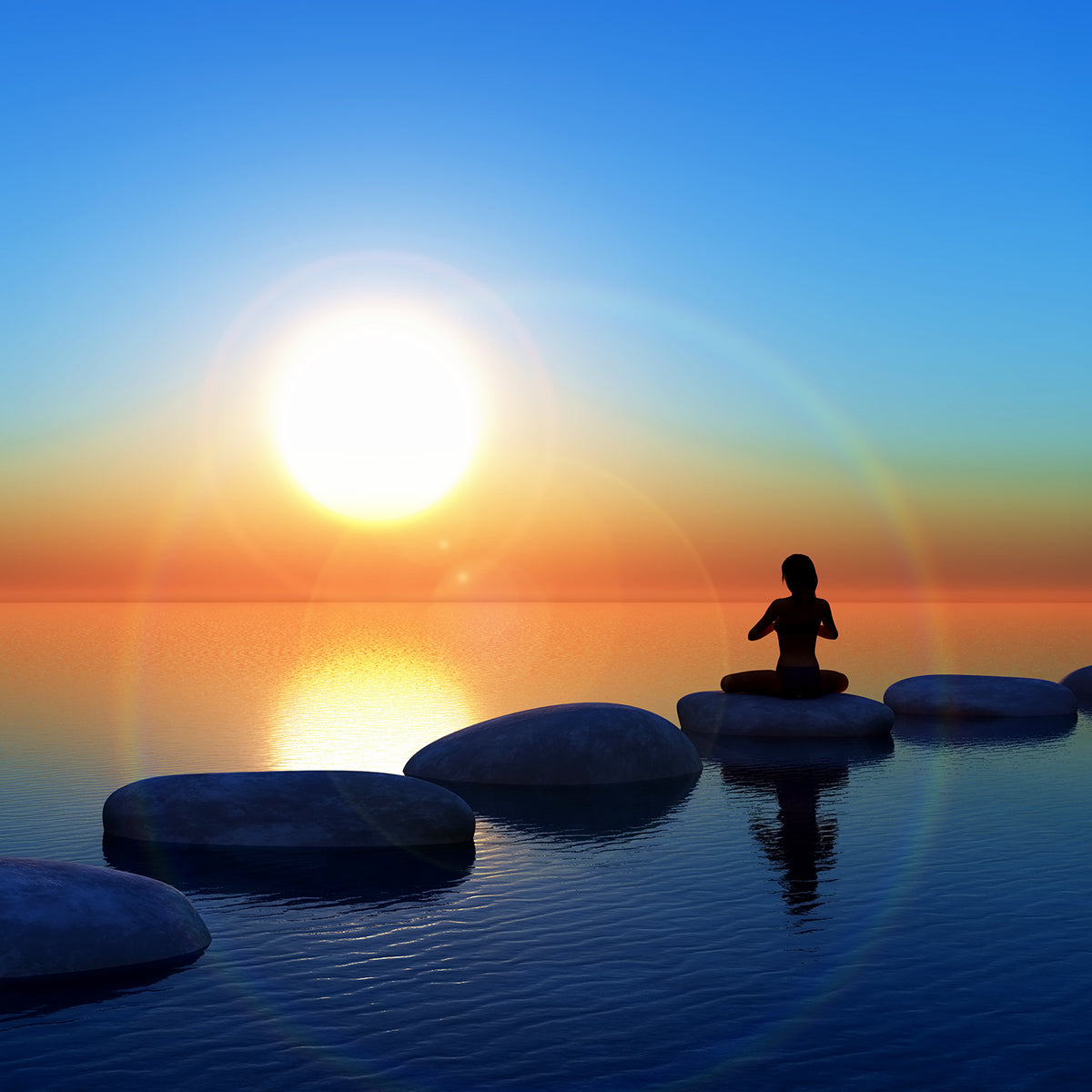 Want to Look and Feel Amazing? Try Meditation