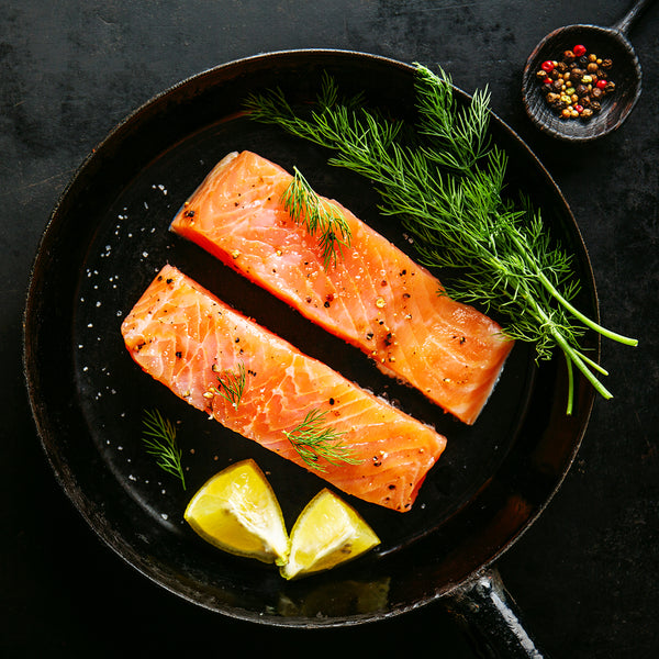 Tasty Garlic Lime Salmon Recipe