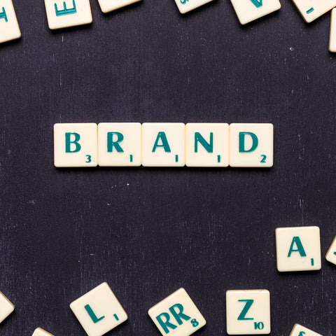 brand letters