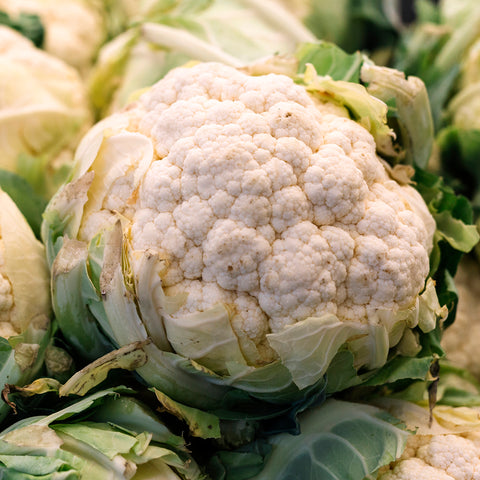 close-up-fresh-cauliflower