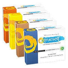 TrueSelf Low FODMAP Snack Bars 6 Count Box