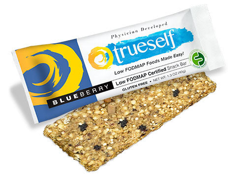 Low FODMAP Certified Blueberry Snack Bars