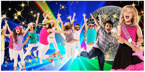 Imagine Throwing A Kids Disco Party... & Loving Every Minute Of It!
