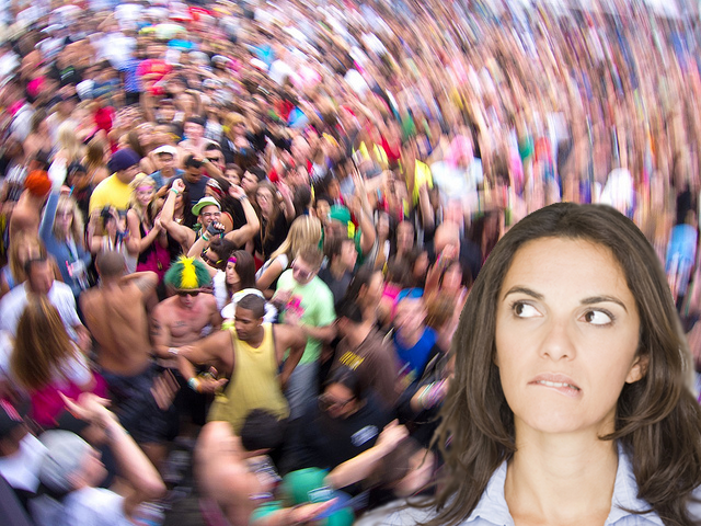 You, A First-Time Raver... | What to Expect At Your First Rave