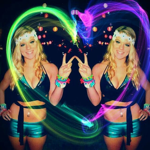 See How Easily You Can Dress For A Rave | What To Wear