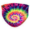Tie Dye Face Mask - NuLights