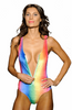 Buy Rainbow Romper Bodysuit Online | Girls Rave Outfits | NuLights