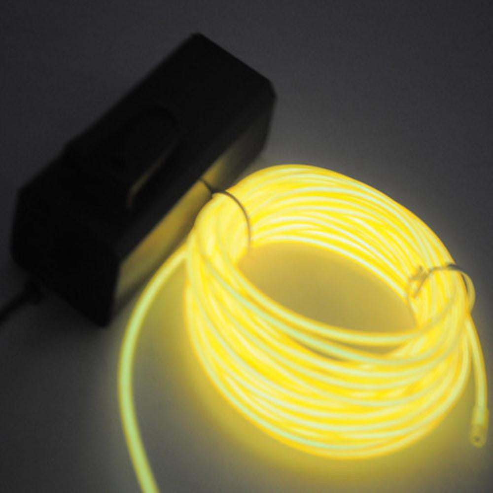 Neon Glowing Wire | NuLights