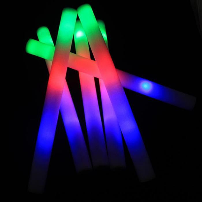 LED Foam Sticks - Pack of 30 - NuLights