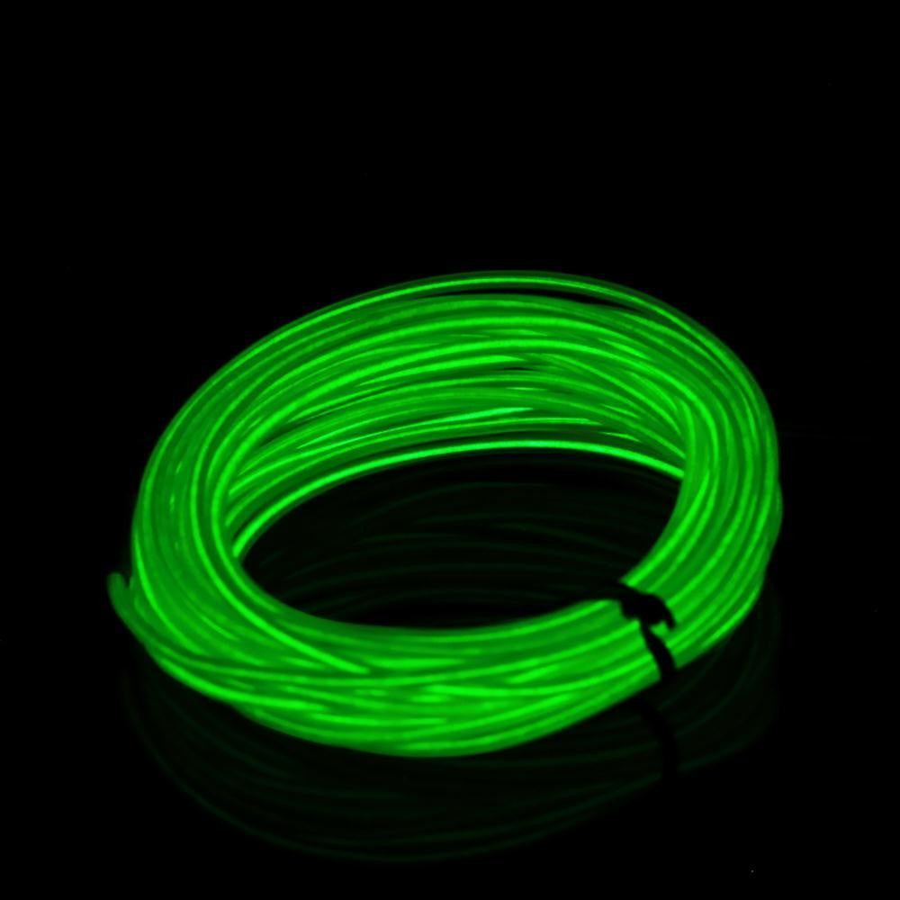 Neon Glowing Wire