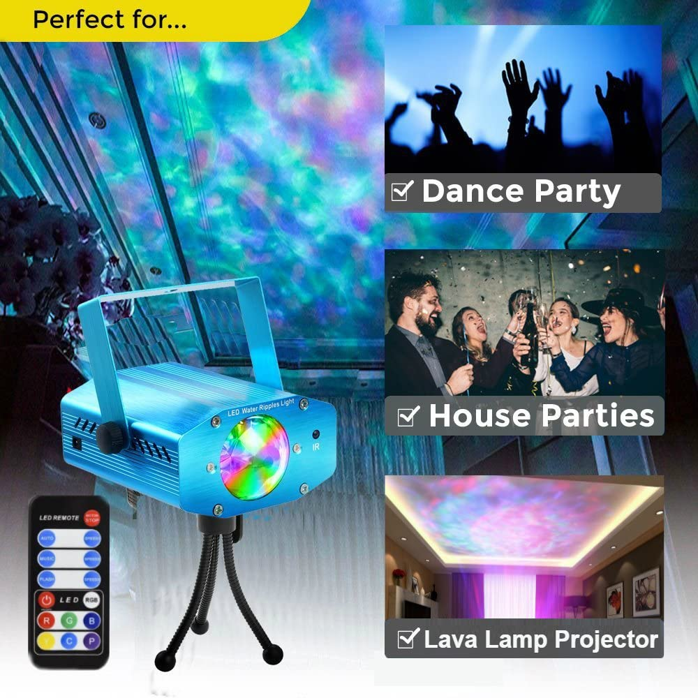 Laser Party Light | dance party | lava lamp projector