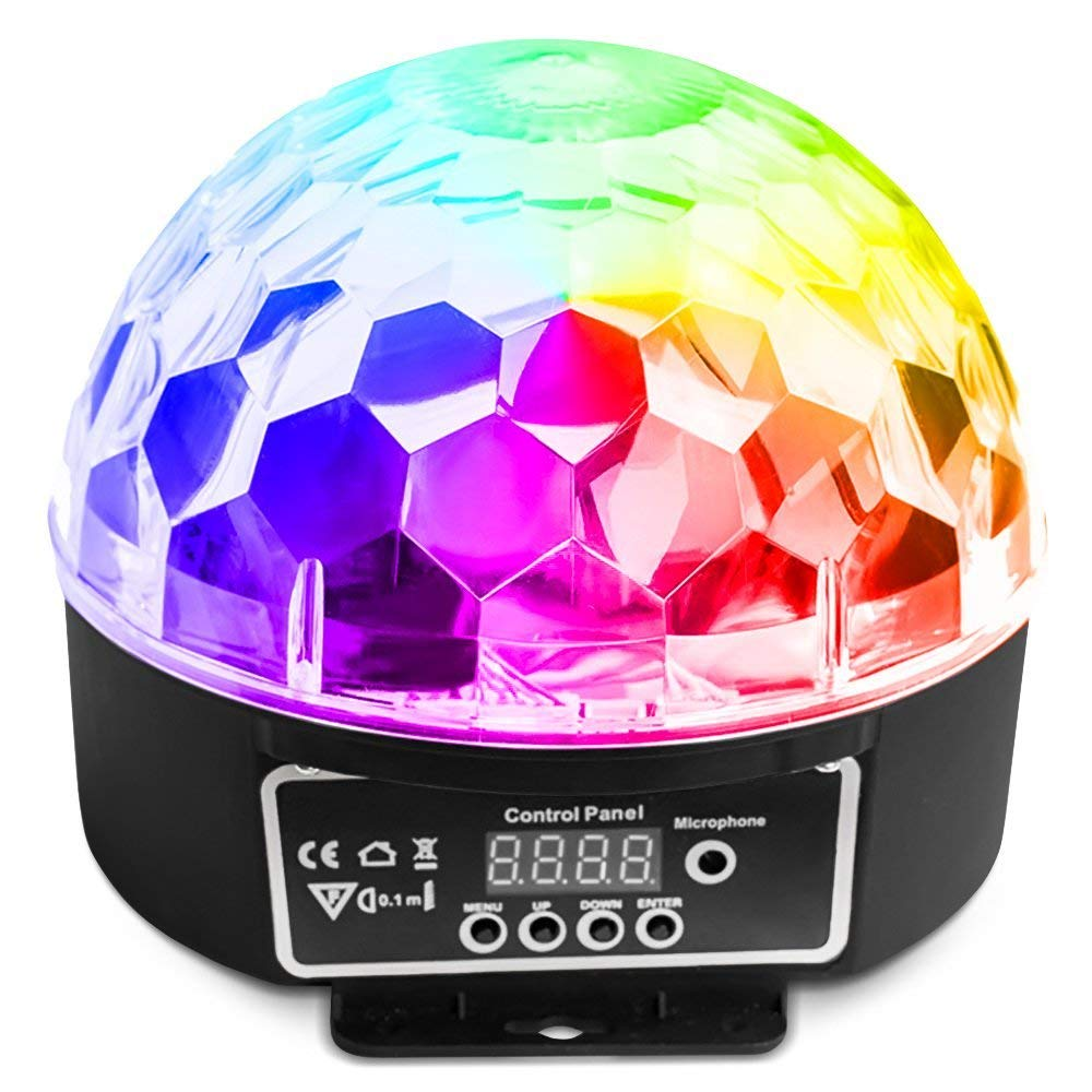 Buy LED Disco Ball Online | Cheap Party & DJ Lights Store | NuLights