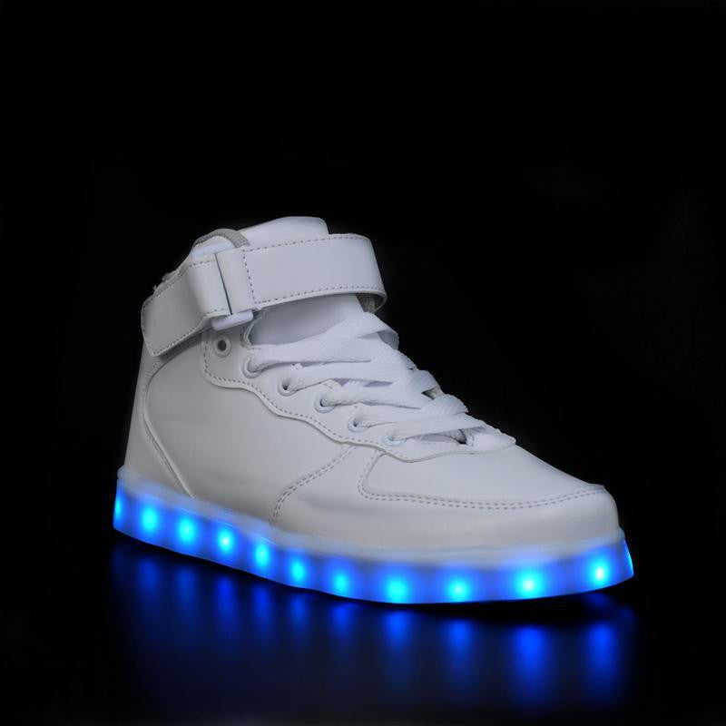 LED Rave Boots
