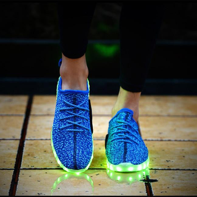 LED Rave Shoes - NuLights