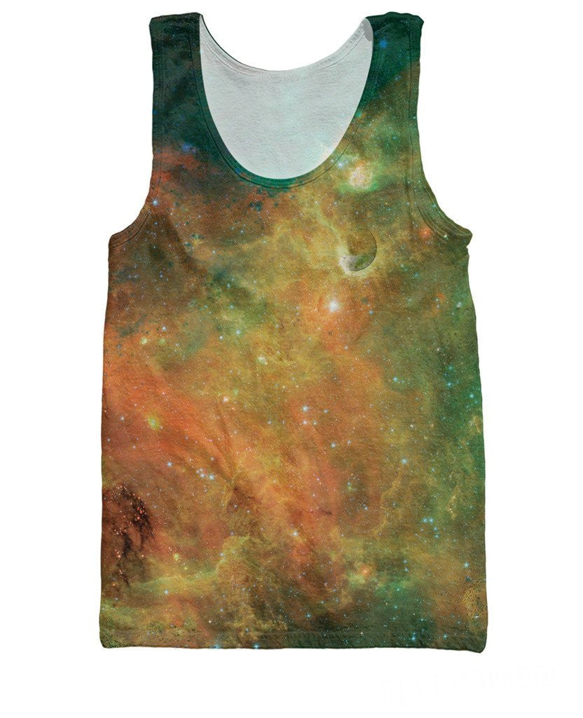 Spaced Out Men's Tank - NuLights