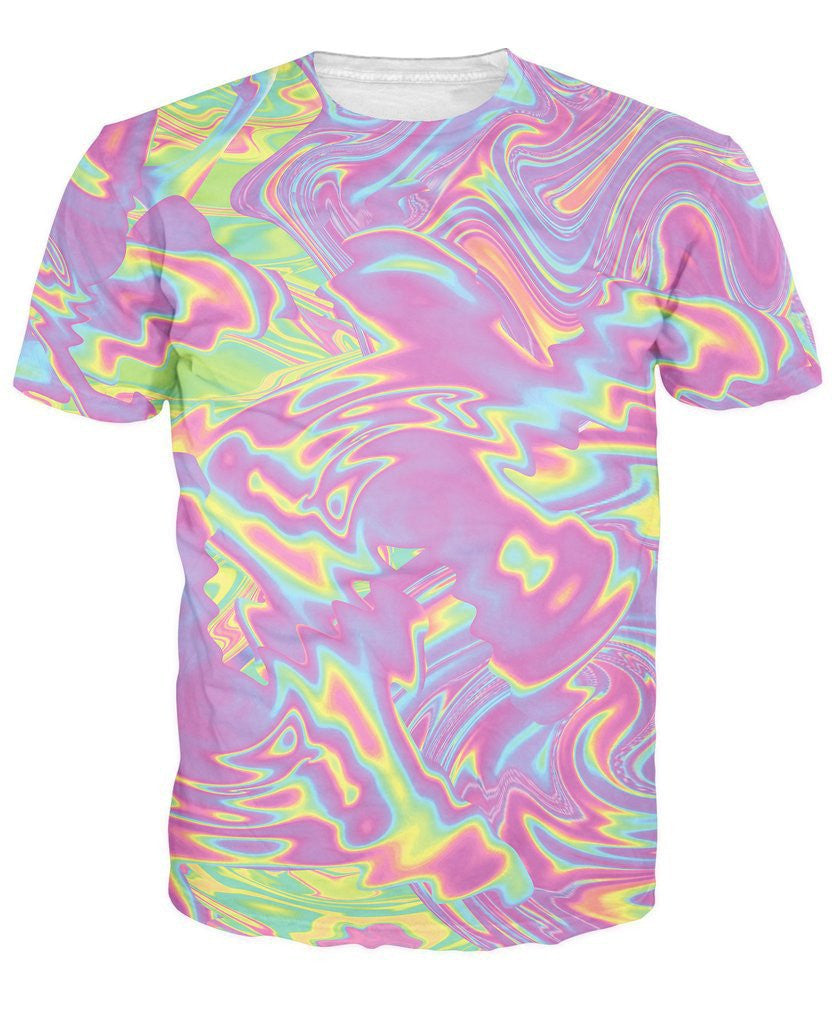 Tie Die Men's Tee - NuLights