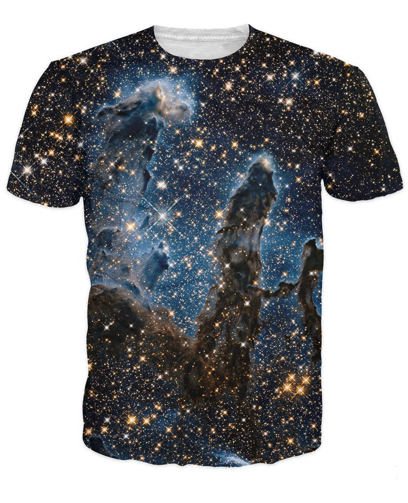 Buy Cosmos Men's Tee Online | Cheap Mens Rave Clothing | NuLights